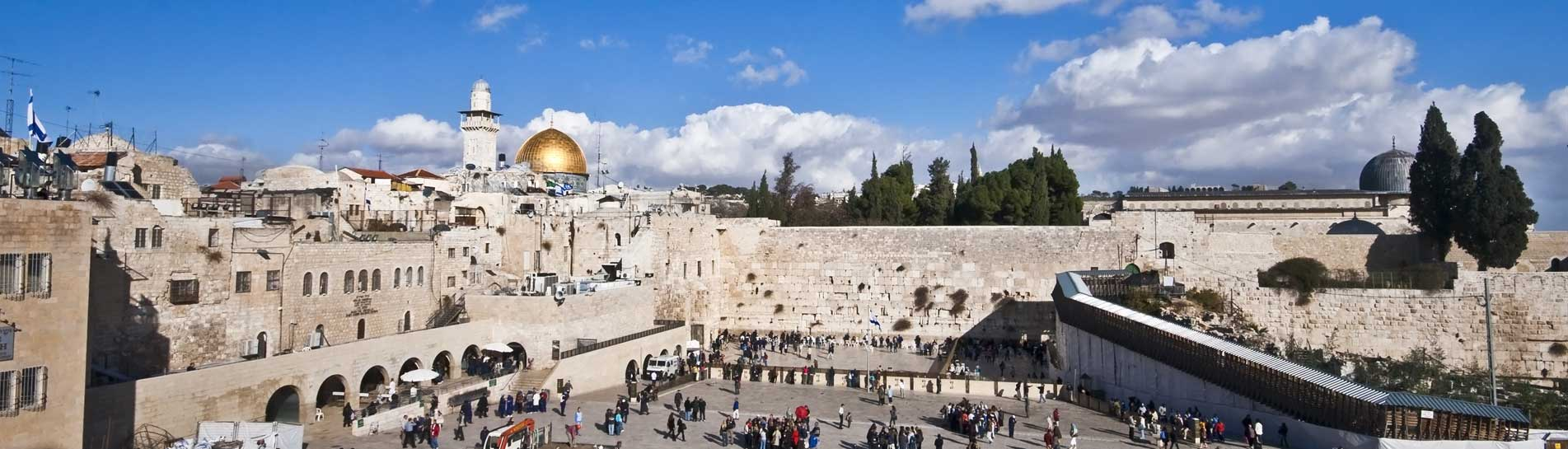 Experience Jerusalem's Magic
