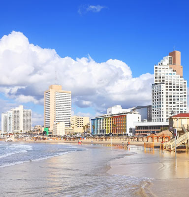 cheap airline tickets to tel aviv