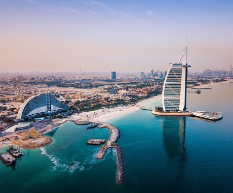 New! Direct flights to Dubai<br>