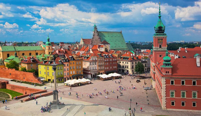 גלו את עיר הבירה המפתיעה באירופה