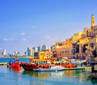 Love at first site: a day tour in Jaffa