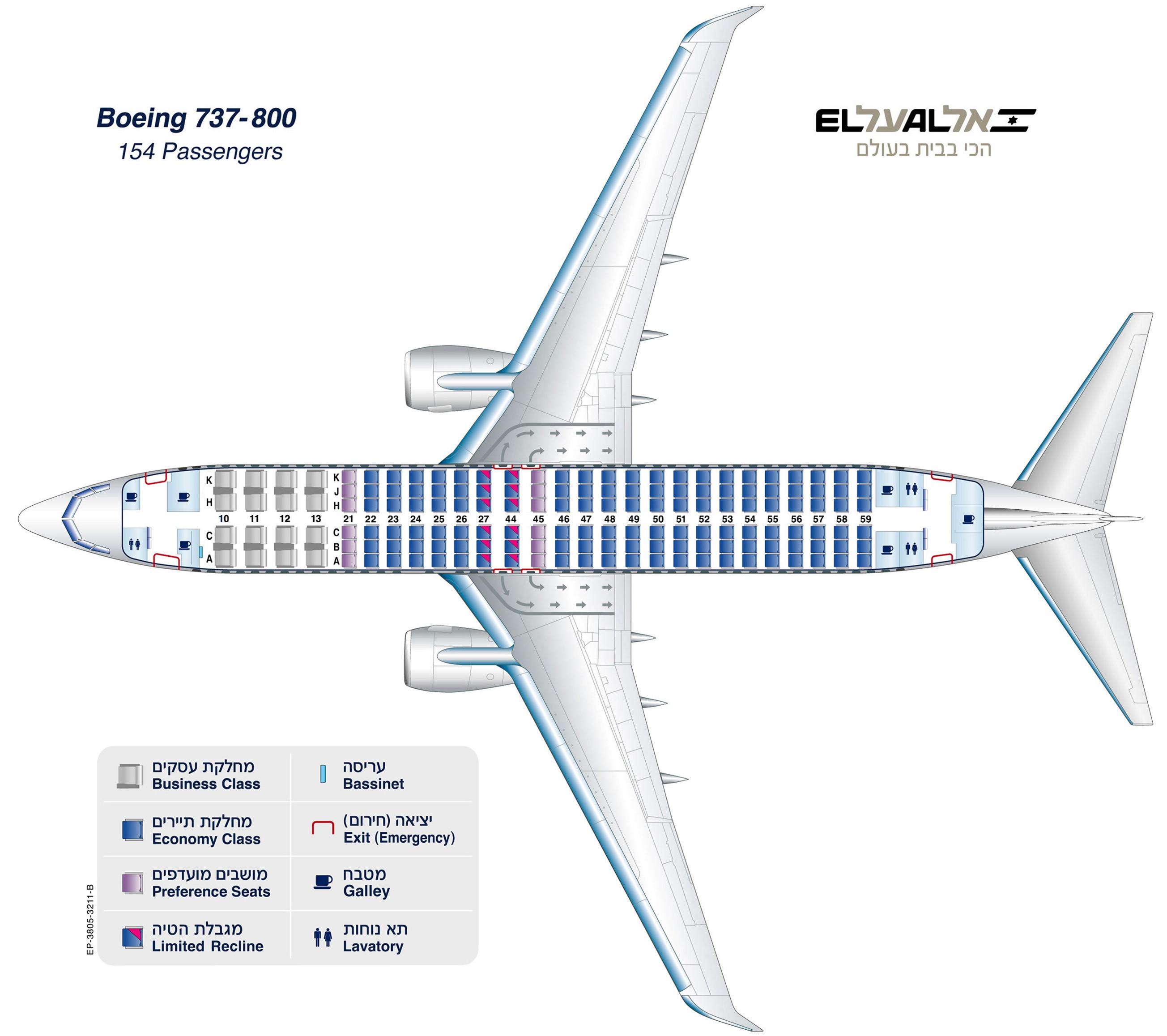 Схема салона Boeing Трансаэро. Лучшие места Схема боинга 737 трансаэро