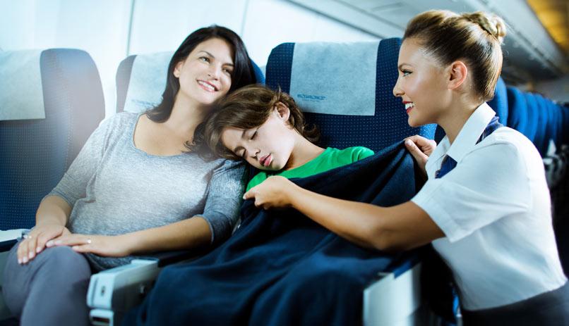 Flying With Children El Al Airlines