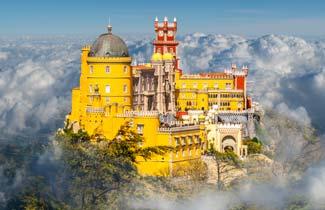 ארמונות וחופים: העיירות הקסומות מסביב לליסבון