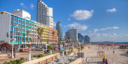 Tel Aviv - the fun just begins