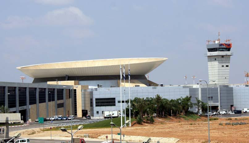 175e38a4e6 Arrival at Ben-Gurion Airport