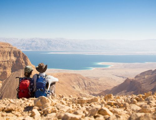 Dead Sea for couples: Romance in a natural wonder