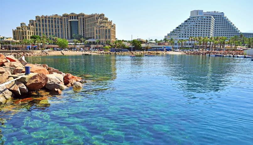 Red sea - diving attractions in Eilat