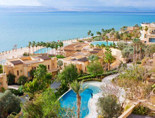 Spice up Your Dead Sea Holiday