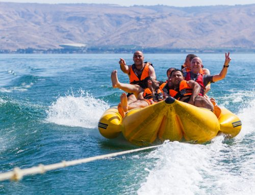24 Hours in Galilee for people under 30