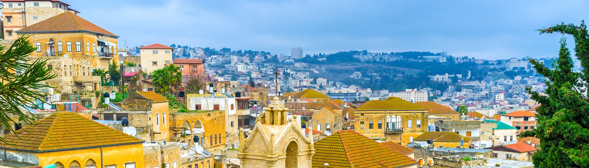 Nazareth: The Home of Young Jesus