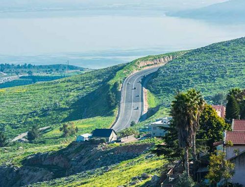Galilee for couples: enjoy Israel's Tuscany