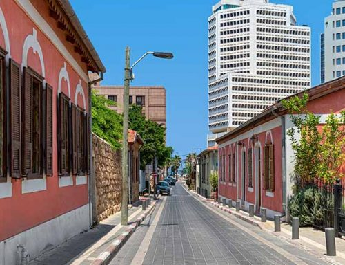 Neve Tzedek: The Pastoral Neighborhood of Tel Aviv