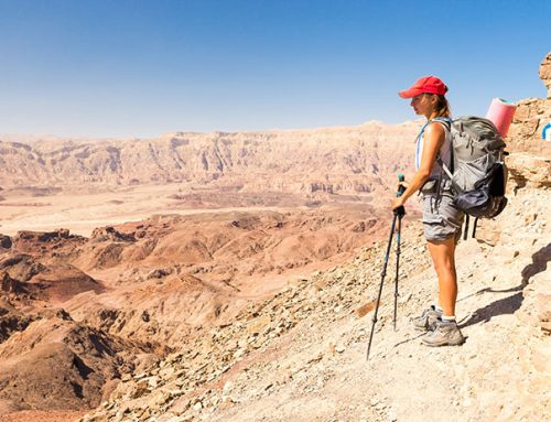 Hiking the Holy Land: Israel National Trail