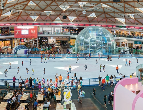Cool Experience: Ice Skating in Israel
